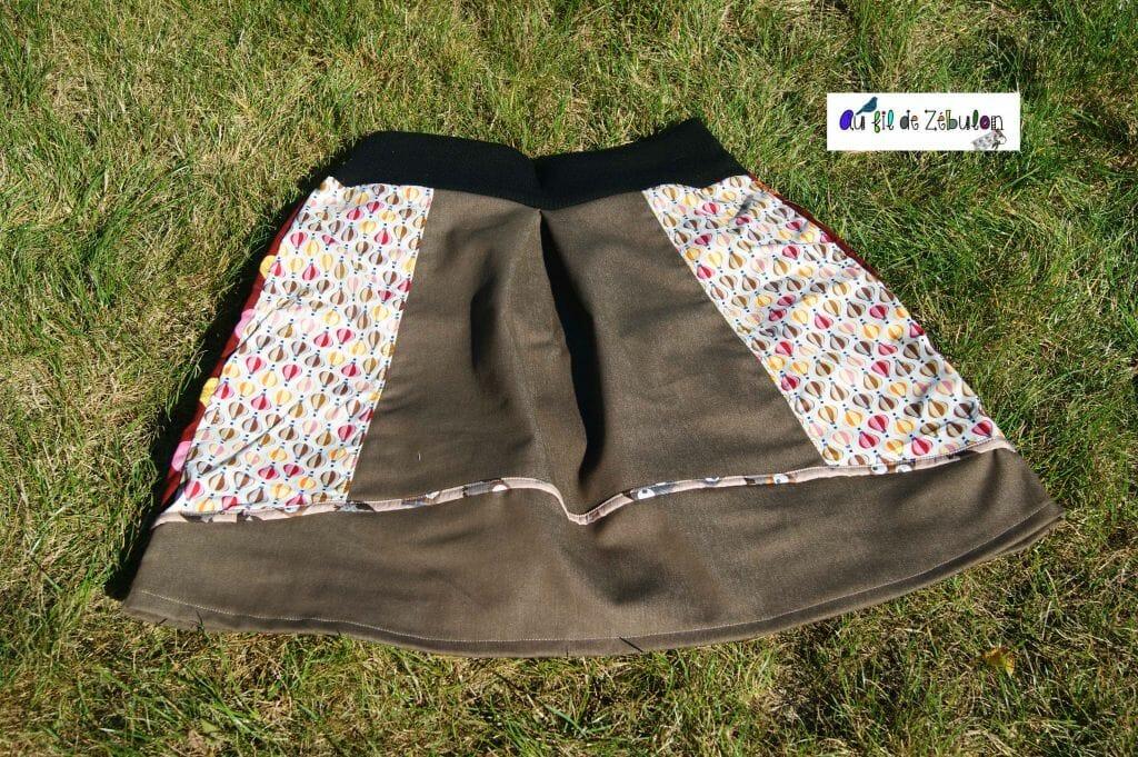 Une jupe inspirée PDC