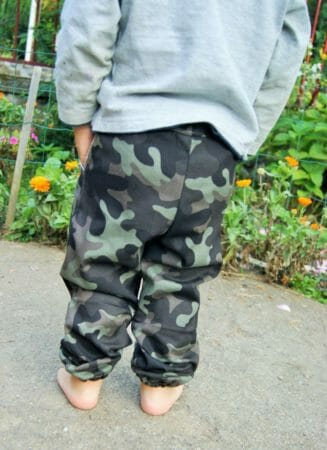 pantalon Ottobre armée