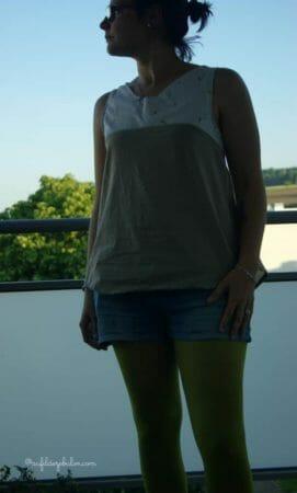 blouse basique AuFildeZebulon