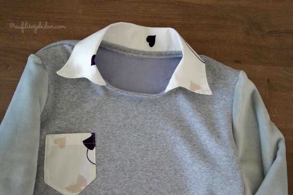 mon pull chemise 2ème version