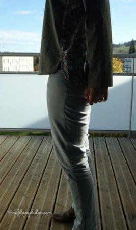 blouse cezembre avec découpe AuFildeZebulon