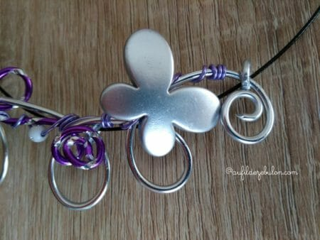 bijoux fil alu AuFildeZebulon